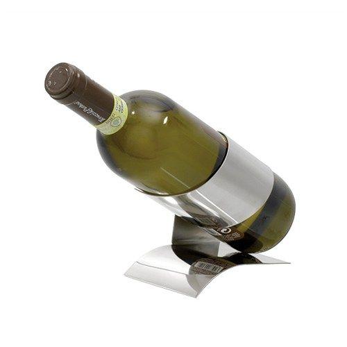 Design wijnfleshouder.