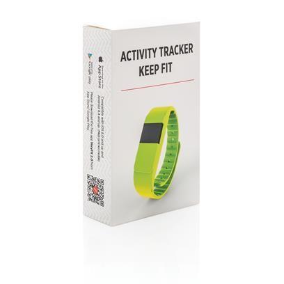 Activity tracker met een mooi design