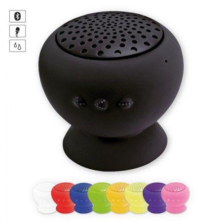 Bluetooth speaker met zuignap