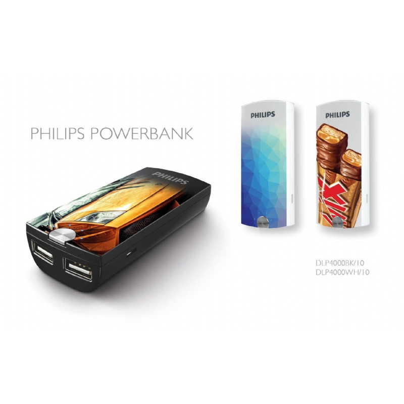 AKTIE Philips Powerbank