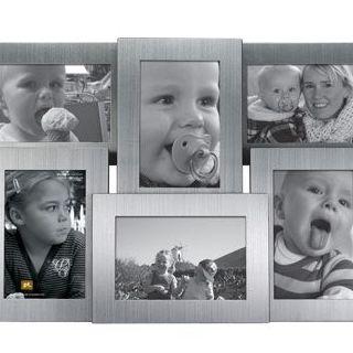 Fotokader voor 6 foto's