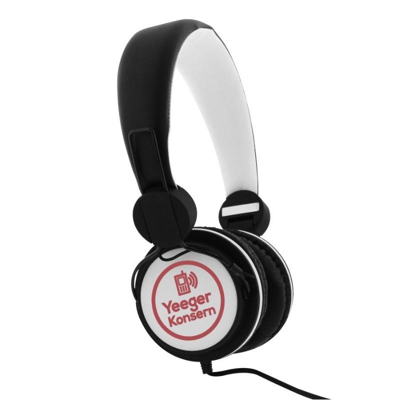 Bedrukbare hoofdtelefoon