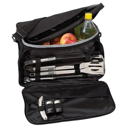 2 in1 picknick barbeque tas