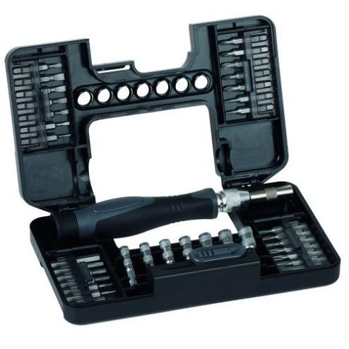 Werkkoffer met schroevendraaier en set