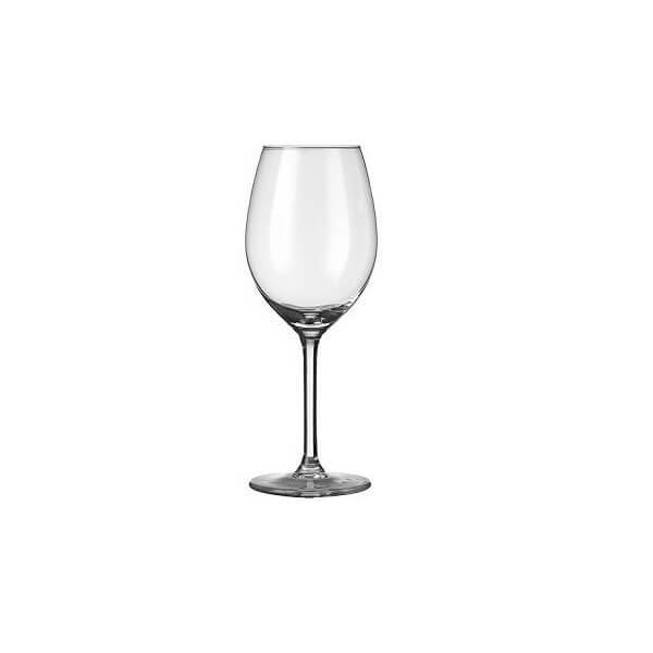 Wijnglas met logo