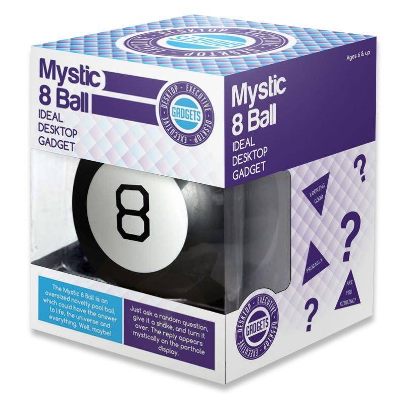 Magische 8-ball descisionmaker